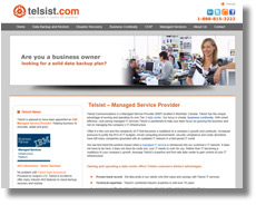Telsist Data Center